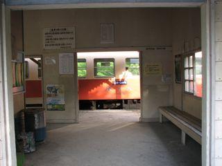 小湊鉄道/月崎駅