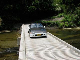 橋の上のビート