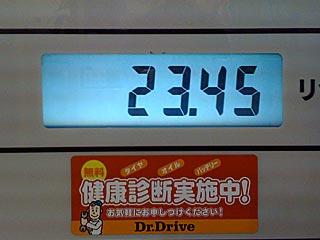 23.45リッター