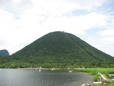 榛名湖/榛名富士