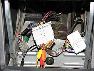 カーオーディオ交換/延長&電源取り出し用コード