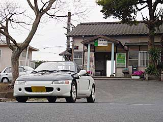 JR成田線 下総松崎駅