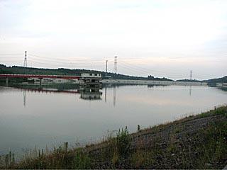 長柄ダム/市津湖