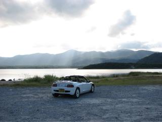 宇曽利山湖/恐山