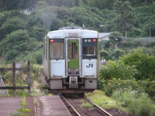 三陸鉄道南リアス線/吉浜駅
